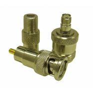 Coaxial Inter series Adaptors